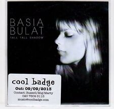 (EF497) Basia Bulat, Tal Tall Shadow - 2013 DJ CD