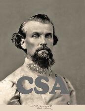 Lt. General Nathan Bedford Forrest • SIGNED