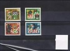 Duitsland Bund postfris 1963 MNH 408-411 - Wohlfahrt / Marchen