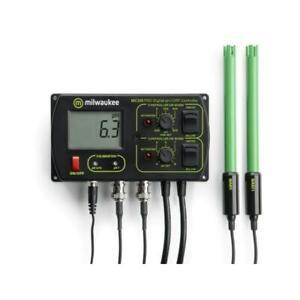 Milwaukee MC125 pH/ORP Controller w/probe