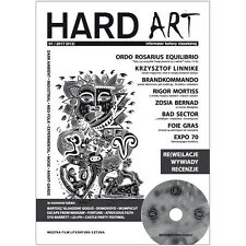 Hart Art magazine #12 (1/2017) + CD BRANDKOMMANDO - United States of China