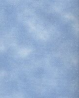 Fabric Flair Cloud Dark Blue 14 count Aida with sparkles - approx 45 x 50cm