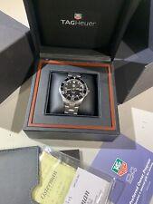TAG Heuer Aquaracer Automatic wab2010 Ch8693 2008 Wrist Watch for Men