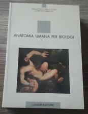 Anatomia Umana Per Biologi Francesco Della Corte Liguori 2003