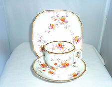 Royal Albert Crown China England 749633 Trio Tea Set