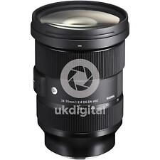 Sigma 24-70mm f/2.8 DG DN HSM Art Lens - Sony FE Mount
