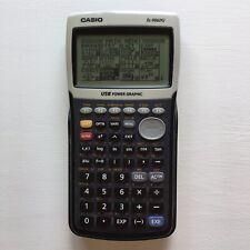 Calculadora Casio FX-9860G Gráfico