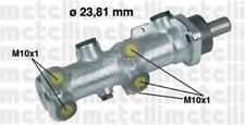 Pompa freno Ø23,81 M10x1 (5) s/Abs Fiat Ducato (230) 1.9/2.5d+Td, 2.0i 03/94>04/