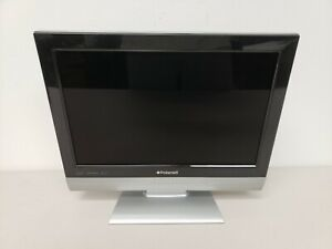 """Polaroid TLA-01511C 15.4"""" LCD TV Gaming Kitchen Television HDMI Tested Works"""