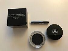 Chanel Illusion d'ombre velvet eyeshadow Lidschatten 106 Fleur de Pierre 4g neu!