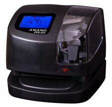 Amano PIX-25 Electronic Time Recorder and Date Stamp