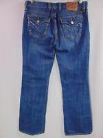 Lucky Brand Sweet N Low Denim Blue Jeans Women's Size 4/27 Flap Pockets