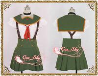 NEW Bible Black Costume Cosplay Custom Imari Kurumi school uniform