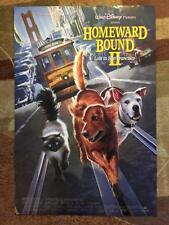 HOMEWARD BOUND II: LOST IN SAN FRANCISCO ORIGINAL 27x40 MOVIE POSTER (1996)