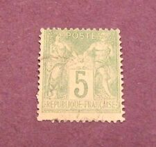 France Stamp Scott# 67 Peace and Commerce 1876-78 C220