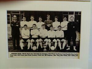 Amateur football team print BOREHAM WOOD F.C..