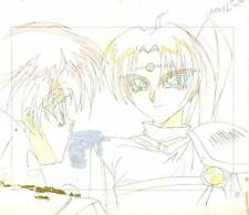 Anime Genga not Cel Rayearth #1