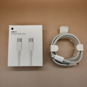 Apple Original USB-C (2m) 6.5Ft Charge Cable for iPad Pro OEM White MLL82AM/A
