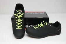 Louis Garneau Nickel Men's MTB Bike Shoes 47 13.5 12 Black 2-Bolt Mountain Lace