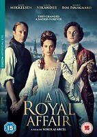 A Royal Affair [DVD][Region 2]