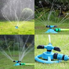 Lawn sprinklers Self Watering Garden Plant Yard 360 rotation Irrigation Systems