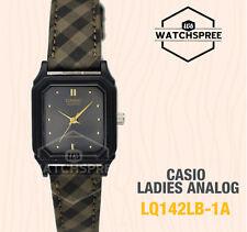 Casio Ladies Analog Watch LQ142LB-1A