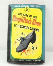 The Case Of The Shoplifter's Shoe By Erle Stanley Gardner (1945) Paperback