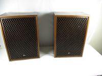 Sansui SP-3000 Floor Speakers Vintage 5 Way Home Audio Old Stereo Solid Wood