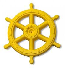 Jumbo Pirate Ship's Wheel YELLOW