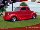 Image of 1936 Ford Other Street Rod, Classic Car, Hot Rod 1936 Ford 5 Window Coupe Street Rod, Classic Car, Hot Rod 1,397 Miles Red Coupe