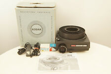 Kodak Carousel 800 Slide Projector with 5 inch lens, tray, and bulb