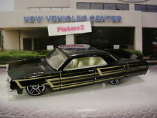 2016 MUSCLE MANIA Exclusive '64 CHEVY IMPALA☆Black;pr5☆LOOSE Hot Wheels☆