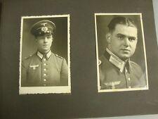 German WW2 Era Army Soldiers Photo Album 100 Photo's! Free Post Australia!