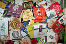 Fun Lot 20 Mixed Vintage Matchbooks Variety Of Interesting Mostly Full Various