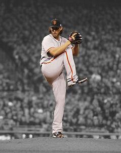 San Francisco Giants MADISON BUMGARNER Glossy 8x10 Photo Spotlight Print Poster