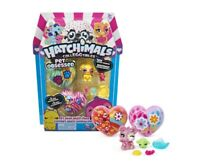 Hatchimals CollEGGtibles Pet Obsessed Pet Shop *CHOSE YOUR PACK* hatchy hearts