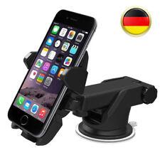 360° KFZ Saugnapf Halterung Auto Handy Smartphone Halter für Iphone 7 8 x plus