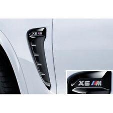 NEW ORIGINAL BMW F15 F85 M/// AIR FLOW VENT GRID FENDER GRILLE / OEM 51712354931