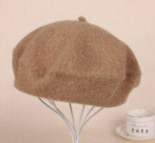 Ivory Beret Hats for Women
