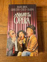A Night At The Opera Vhs