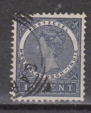 Nederlands Indie Netherlands Indies Indonesie 48 used Wilhelmina 1903