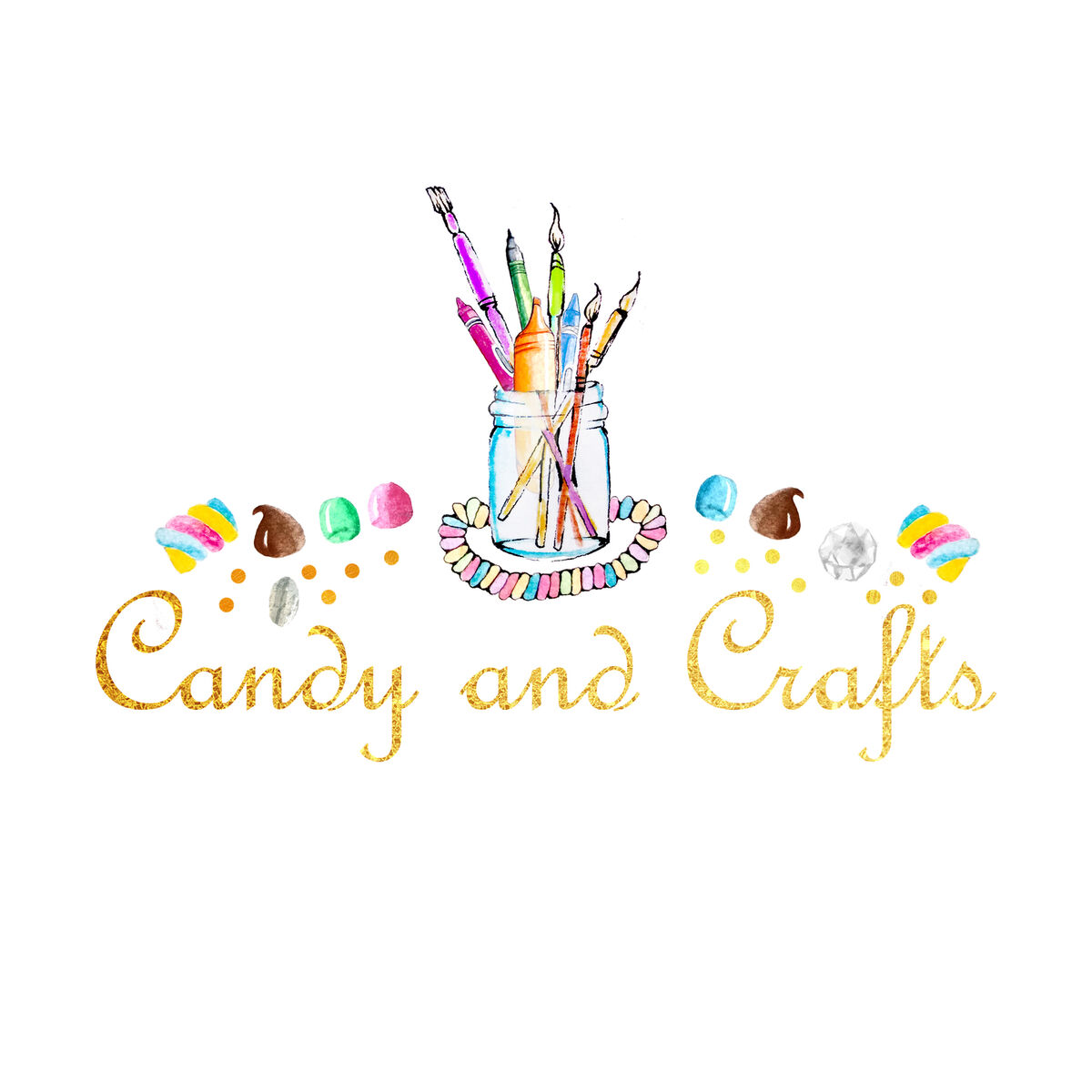 Candy and Crafts