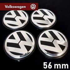 VW Nabendeckel Radkappen Nabenkappen Raddeckel Wheel Caps Center Hub 56mm