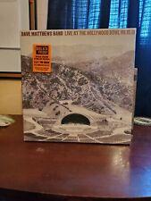 Live At The Hollywood Bowl Dave Matthews Band Vinyl 2019 RSD 5LP Box Set Sealed