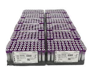 Greiner Bio-One VACUETTE Tube 454428 2mL K3EDTA 13x75 12-Pack 600tubes Exp:2022