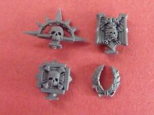 Space Marine TERMINATOR DECOR / ICONS / SYMBOLS (B) - Bits 40K