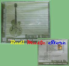 CD STORIA CANZONE ITALIANA 10 compilation PROMO SIGIL BATTISTI MINA PRAVO  (C16)