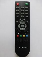 GRUNDIG FREEVIEW BOX REMOTE CONTROL for GUD1500XI2
