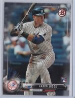 🔥💎 AARON JUDGE 2017 Bowman Baseball #32 RC NY Yankees ROOKIE CARD
