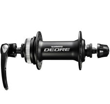 Shimano Deore HB-M615 Quick Release Front Hub & Skewer, Centre-Lock Disc, 36H